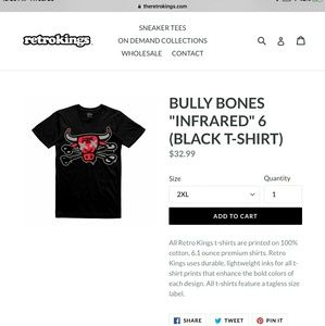 Retro Kings T-shirt